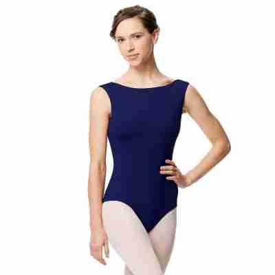Lulli LUB284 Katja navy Balletpak voor dames