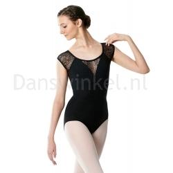 Lulli Dames kapmouwtjes Balletpak Anouk