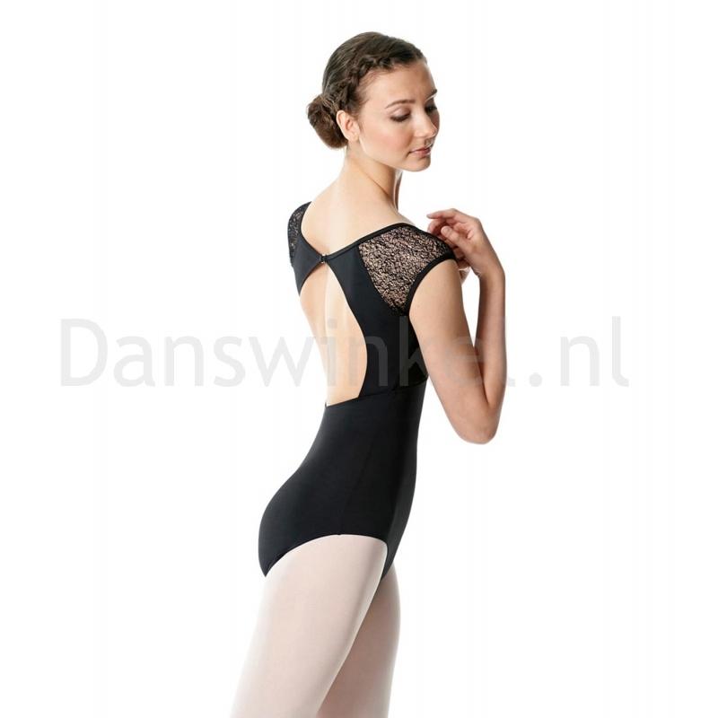 Lulli Dames Balletpak Anouk zijkant