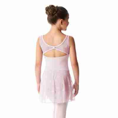 Lulli LUF477C Rosalie balletpakje met rokje voor meisjes