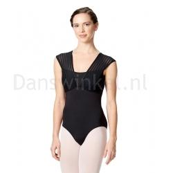 Lulli Dames Kapmouwtjes Balletpak Albina