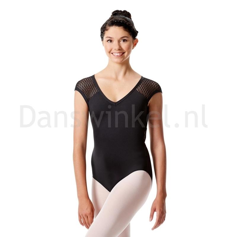 Lulli Dames Kapmouwtjes Balletpak Ivanna