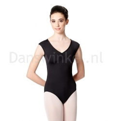 Lulli Dames Kapmouwtjes Balletpak Annalisa