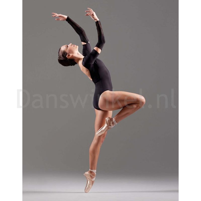 Lulli Dames Balletpak met lange Mouwen Zaira