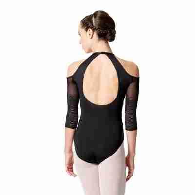 Lulli Dames Balletpak met 3/4 Mouwen Justyna