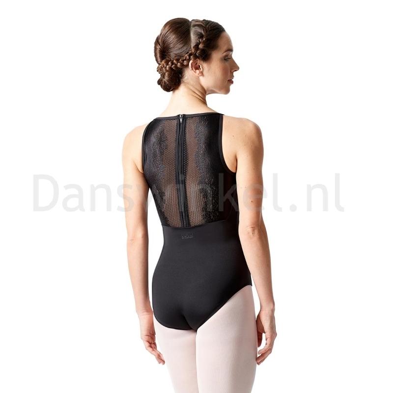 Lulli Dames Balletpak met Rits Sonia