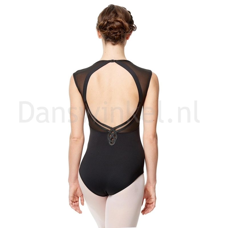 Lulli Dames kapmouwtjes Balletpak Marcela back
