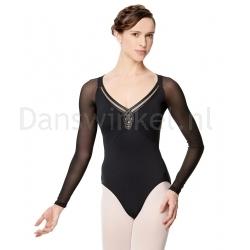 Lulli Dames Balletpak met lange Mouwen Viviane