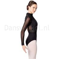 Lulli Dames Balletpak met lange Mouwen Gabriela