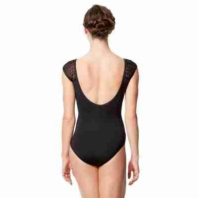 Lulli Dames kapmouwtjes Balletpak Mayara achter