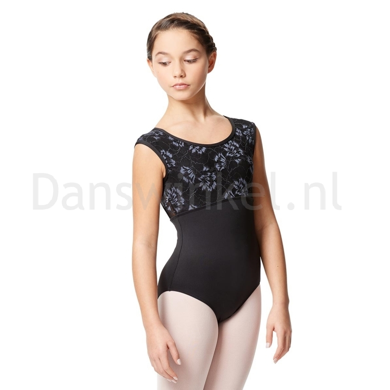 Lulli Kapmouwtjes Balletpak Felepita voor meisjes