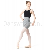 Lulli Dames Warm-Up Unitard grijs voor