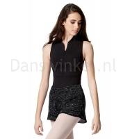 Lulli Dames Melange Warm-Up Shorts