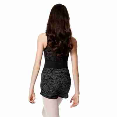 Lulli Dames knitted Warm-Up Shorts