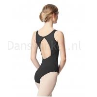 Lulli Dames Balletpak Toma zwart achter