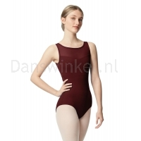Lulli Dames Balletpak Toma burgundy