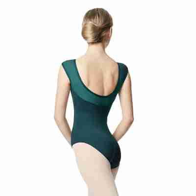 Lulli Nikita LUB348 Dames Balletpak Teal achter
