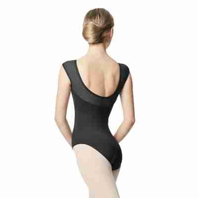 Lulli Nikita LUB348 Zwart Balletpakje voor dames