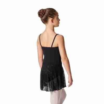 Lulli Dancewear Erin LUF485C balletpakje met rokje voor meisjes