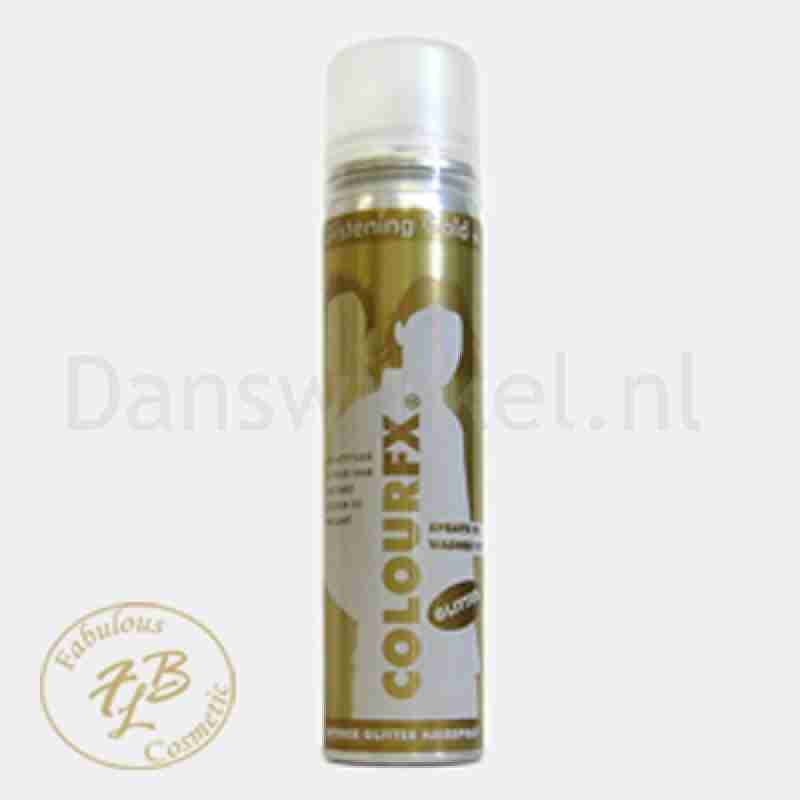 ColourFX Spray - Glistening Gold