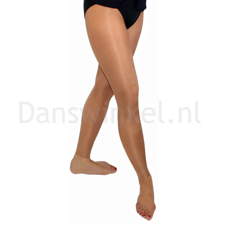 Capezio Ultra Shimmery Footless Panty 1880