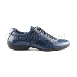 Portdance casual PD001 blue leather