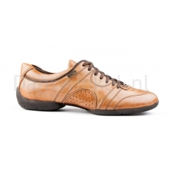 Portdance casual PD001 camel leather