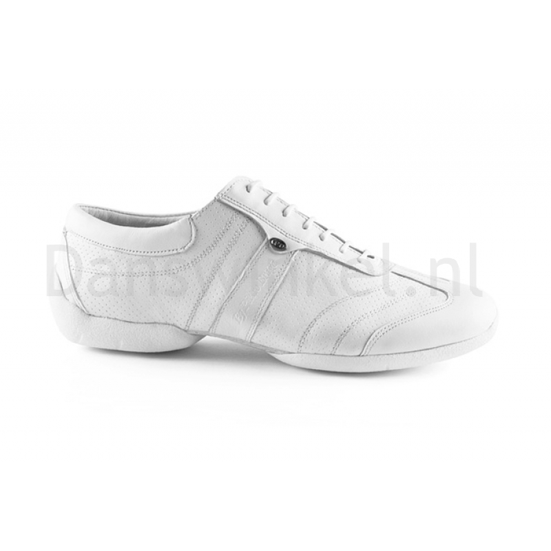 Portdance PD Pietro Street White Leather