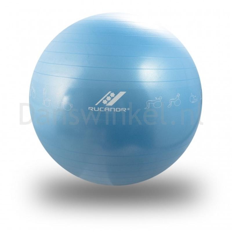Rucanor Fitnessbal 75 cm