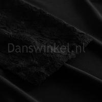 Rumpf RU5519 ETIENNE Kinderjurk zwart detail
