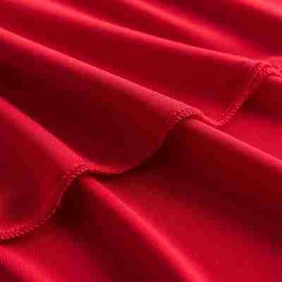 Rumpf RU5520 ORLEANS Kinderjurk rood detail