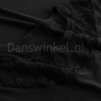 Rumpf RU5521 RENNES Kinderjurk zwart detail