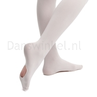 "Rumpf Convertible Balletpanty ""Lilly"" 101 wit"