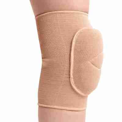 Rumpf 214 beige Kniebeschermers voor dansers