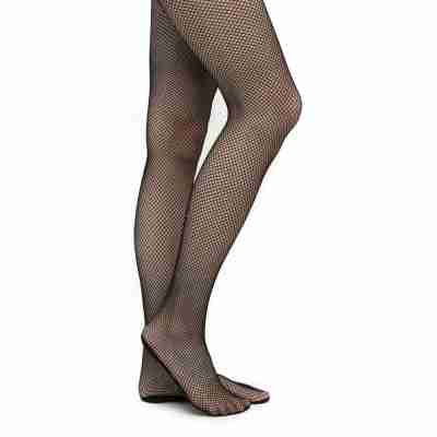 Rumpf balletpanty fishnet tight 111 zwart