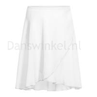 Rumpf RU3050 chiffon sierlijke witte balletrok