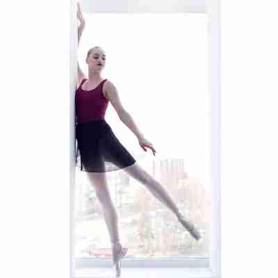 Rumpf RU3050 Chiffon Ballet Wikkelrok voor Volwassenen