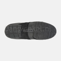 rumpf zwarte sneaker zool