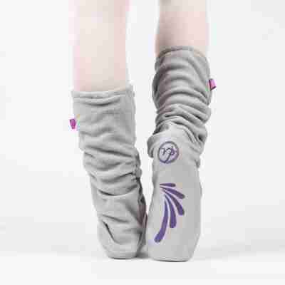 Russian Pointe Fleece Warm-Up Booties voor ballet