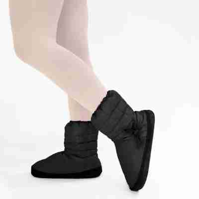 Russian Pointe gewatteerde WarmUp ballet Booties voor balletles
