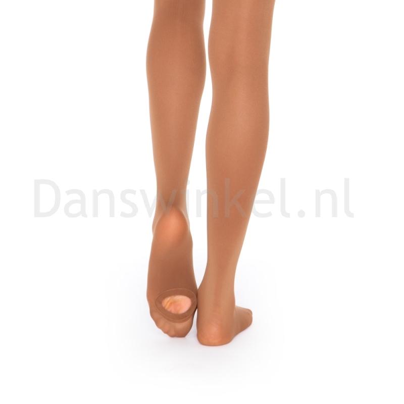 Russian Pointe Convertible DancePanty bruin