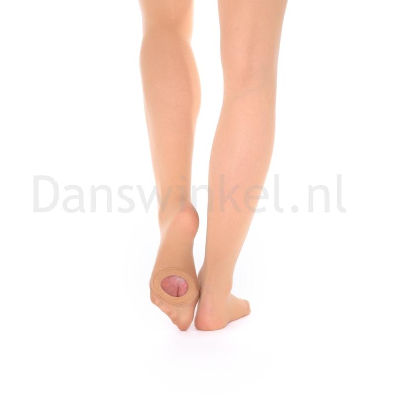 Russian Pointe Seamless DancePantyLicht bruin