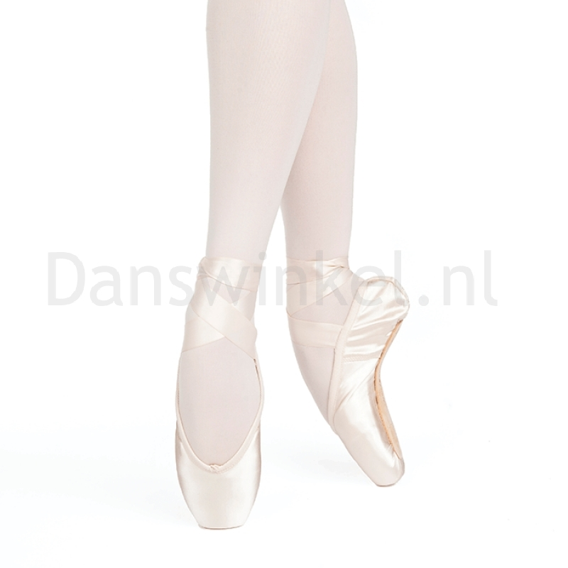Russian Pointe Balletschoenen Lumina u-cut