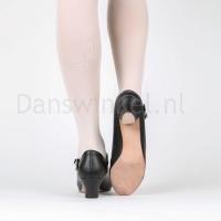Russian Pointe KITRI Character dansschoenen zwart