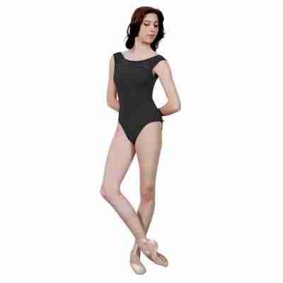 Sansha Arlette KH2562M Zwart Balletpak Voorbeeld