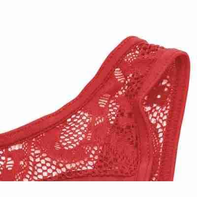 Sansha Balletpak Aylin rood materiaal