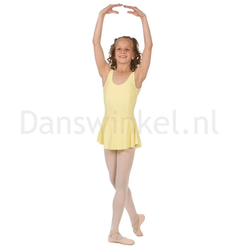 Sansha Fiona G516M Balletpak met Rokje Geel