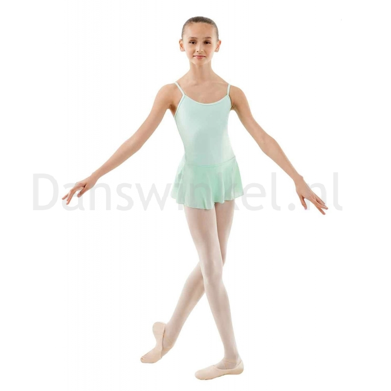 Sansha Fiona G516M Balletpak met Rokje Lichtgroen