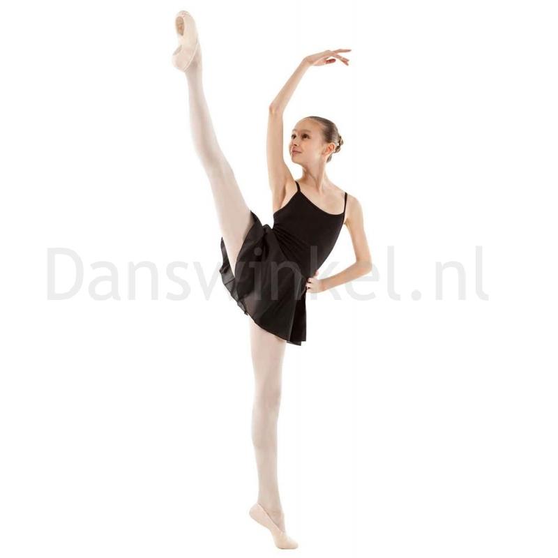Sansha Fiona G516M Balletpak met Rokje Zwart