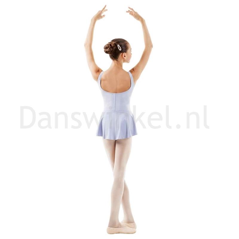 Sansha Fiona G516M Balletpak met Rokje voor Kinderen Lila